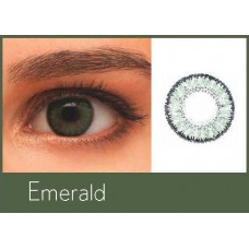 SofLens Natural Colors Emerald (2 шт)