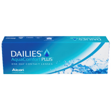 Dailies AquaComfort Plus (30 шт)