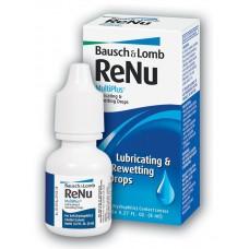 ReNu Multi+ Rewetting Drops (8 мл)